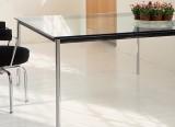 Table LC10-P et fauteuil LC7 - Cassina