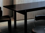 Table LC6 - plateau bois - Cassina