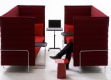 Alcove Highback Sofa - R&E Bouroullec - vitra