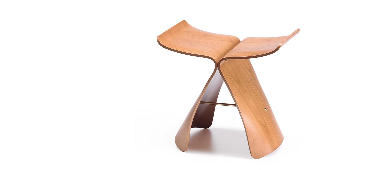 butterfly stool lvc designlvc design. Black Bedroom Furniture Sets. Home Design Ideas