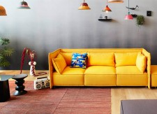 Canapé Alcove Sofa - R&E Bouroullec - Vitra - LVC Design