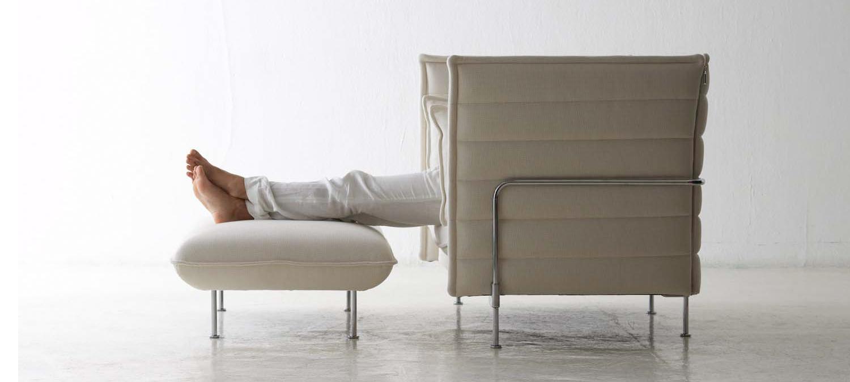 Alcove sofa lvc designlvc design for Canape alcove bouroullec