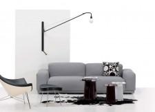 Canapé PLACE SOFA et Fauteuil COCONUT - Vitra - LVC Design