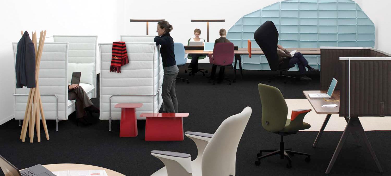 Alcove highback lvc designlvc design for Canape alcove bouroullec