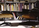 LOUNGE CHAIR - C&R Eames - 1956 - Vitra (1)