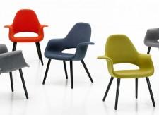 Organic Chair - Charles Eames & Eero Saarinen - 1940 - Vitra