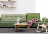 Polder Sofa et fauteuil Cité - Vitra
