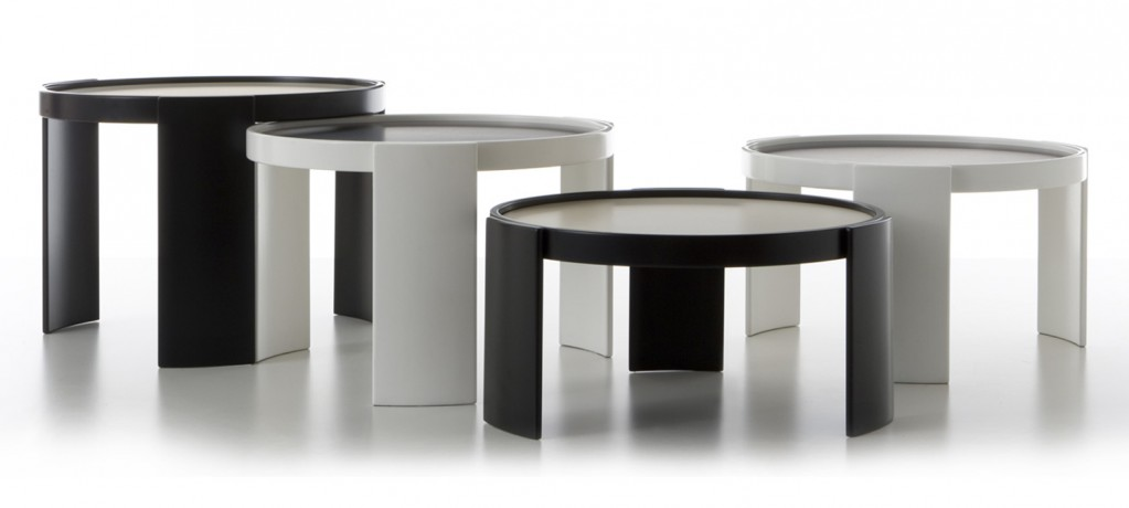 Tables 780 et 783 - Cassina
