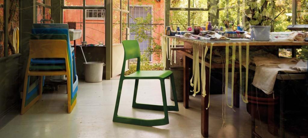 Tip Ton Chairs - Vitra