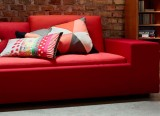 Zoom - Polder Sofa - Rouge - Vitra