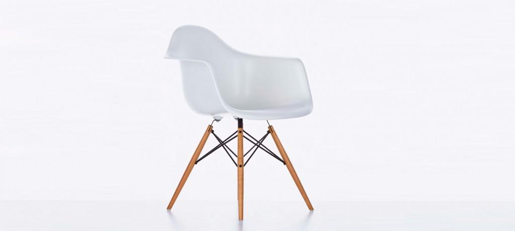 Fauteuil DAW - C&R Eames - Vitra - LVC Design