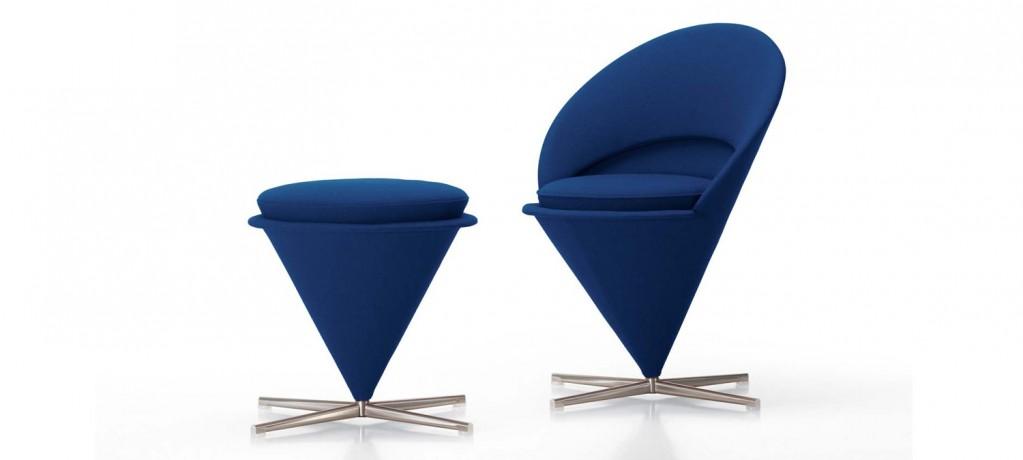 Cone Chair - 1958 - Verner Panton - Vitra (2)