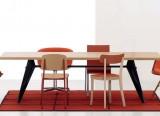 EM TABLE - Jean Prouvé - 1950 - Vitra (7)