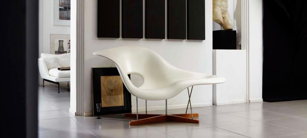 LA CHAISE - Charles & Ray Eames - 1948 - Vitra (2)