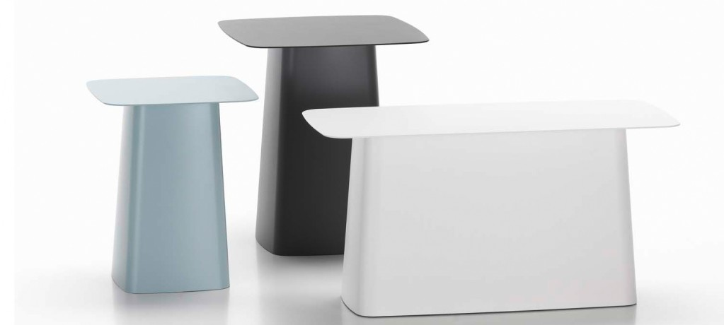 METAL SIDE TABLE - R&E Bouroullec - 2004 - VITRA (4)