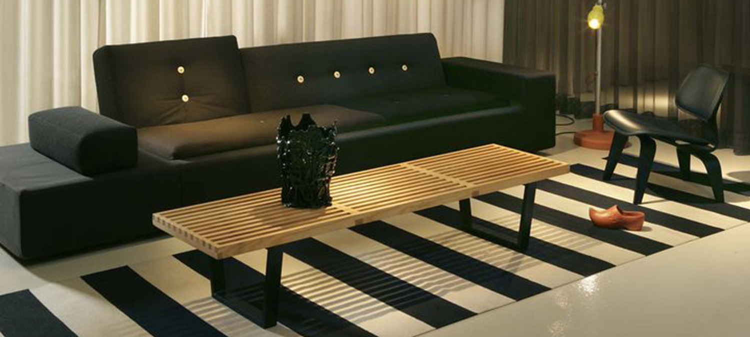 nelson bench lvc designlvc design. Black Bedroom Furniture Sets. Home Design Ideas
