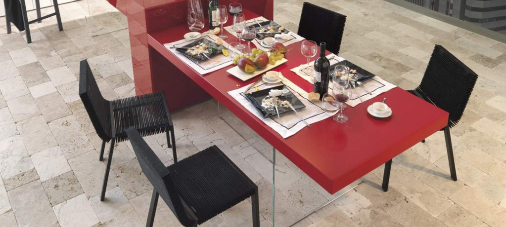 Table Air - Daniele Lago - 2006 - LAGO
