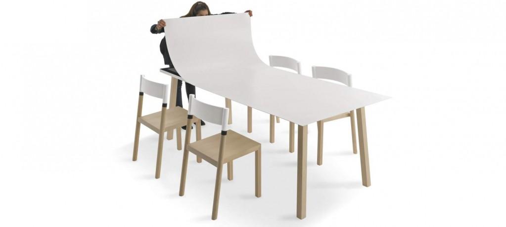 Conmfort Table - 2012 - Daniele Lago - LAGO