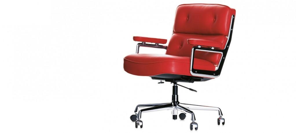 Lobby chair - ES104 - C&R Eames - 1960 - Vitra