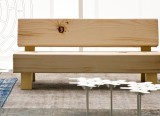 Soft Wood Sofa - Front - 2010 - Moroso - LVC Design