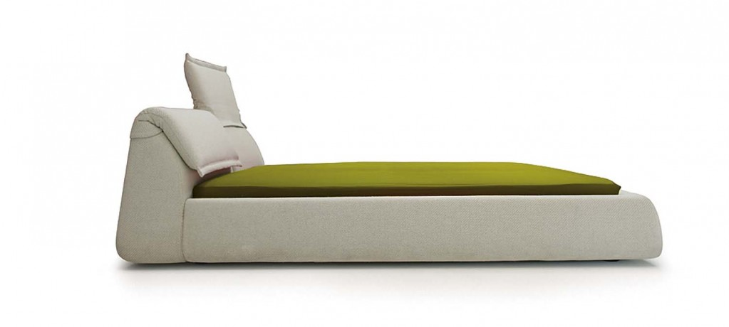Highlands Bed - Patricia Urquiola - 2003 - Moroso - Lvc Design