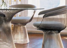 Platner Side Chair - Warren Platner - 1962 - Knoll - LVC Design