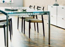 USM Haller Table - Paul Schärer & Fritz Haller - LVC Design