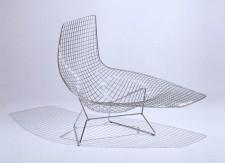 Fauteuil Asymètrique Bertoia - Harry Bertoia - 1952 - Knoll - LVC Design