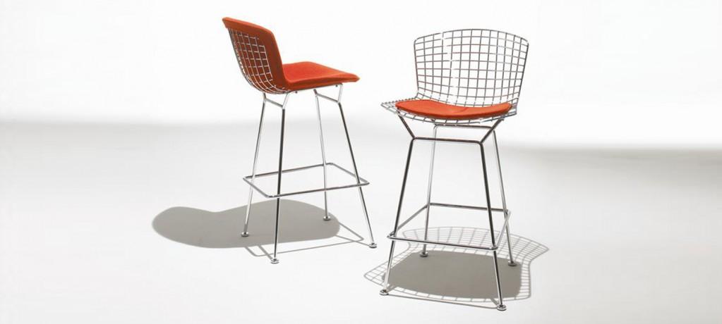 Bertoia Stool - 1952 - Knoll - LVC Design