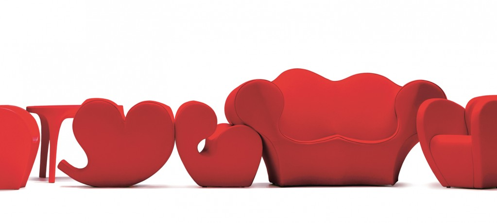 Spring Collection – Ron Arad – 1991 – Moroso – LVC Design