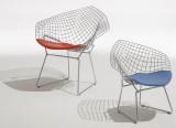 Fauteuil Bertoia - Diamant - Harry Bertoia - 1952 - Knoll - LVC Design