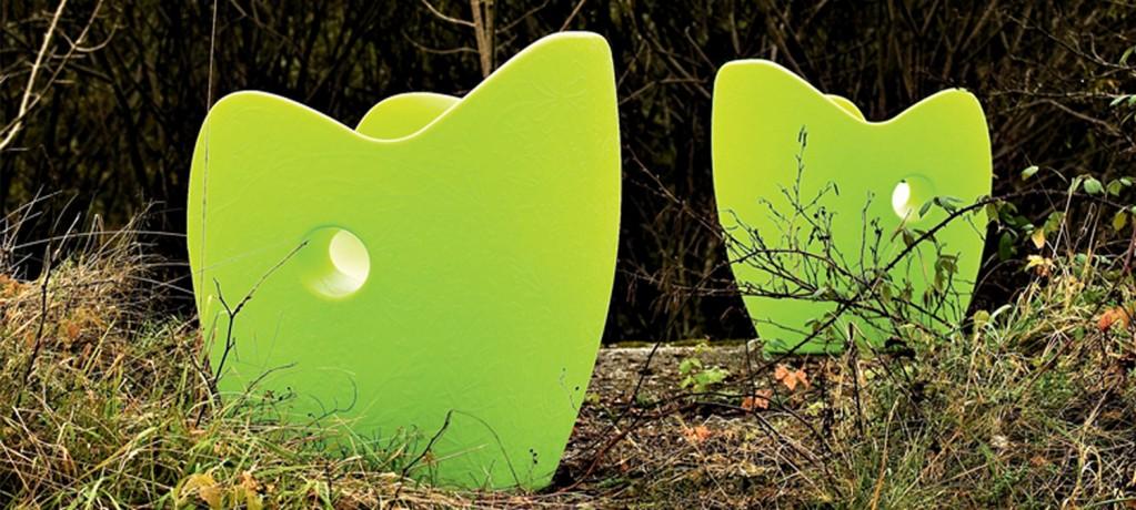 Fauteuil O-Nest - Tord Boontje - 2006 - Moroso - LVC Design