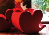 Spring Collection - - Soft Heart - Ron Arad - 1991 - Moroso - LVC Design