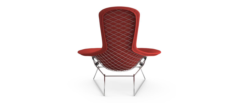 bertoia haut dossier lvc designlvc design. Black Bedroom Furniture Sets. Home Design Ideas