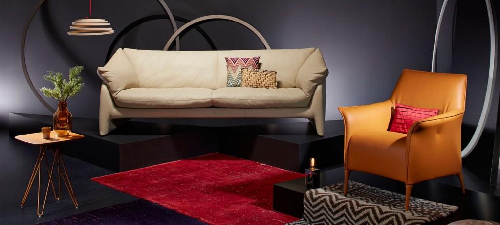 Canapé Edison - Christian Werner - 2013 - Leolux - LVC Design