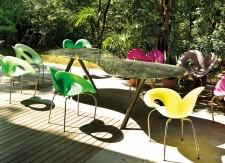 Ripple Chair Ron Arad - Moroso - 2005 - LVC Design
