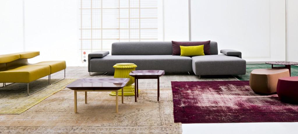 Canapé Lowland - Patricia Urquiola - 2000 - Moroso - LVC Design