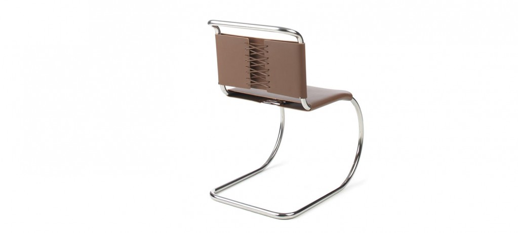 Mr side Chair - Mies van der Rohe - 1927 - Knoll - LVC Design