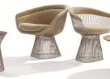 Platner Grand fauteuil - Warren Platner - 1962 - Knoll - LVC Design