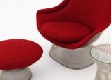 Easy Chair - Warren Platner - 1962 - Knoll - LVC Design
