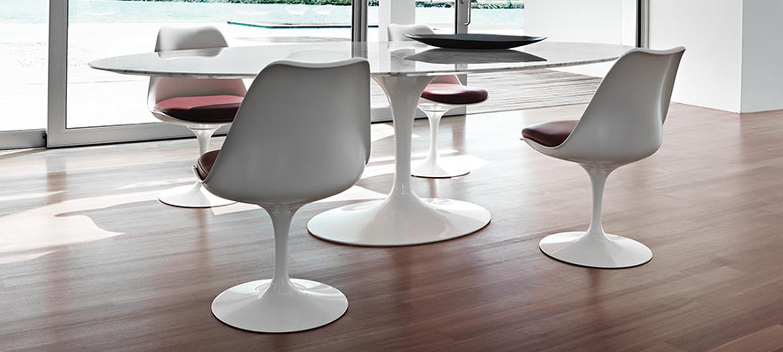 chaises saarinen great chaises tulipe eero saarinen with chaises saarinen good with chaises. Black Bedroom Furniture Sets. Home Design Ideas