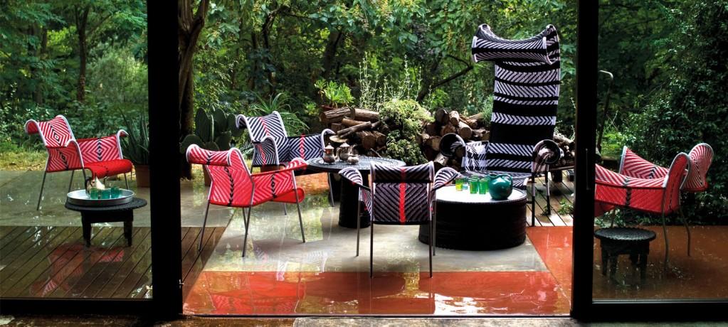 M'Afrique - Boontje/Urquiola/Birsel - Moroso - 2009 - LVC Design