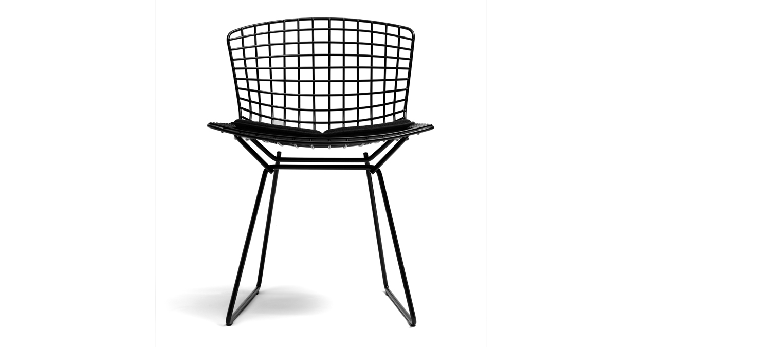 bertoia chair lvc designlvc design. Black Bedroom Furniture Sets. Home Design Ideas