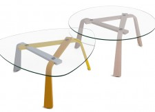 Table basse ISIS - Arjan Moors - 2014 - LVC Design - Leolux