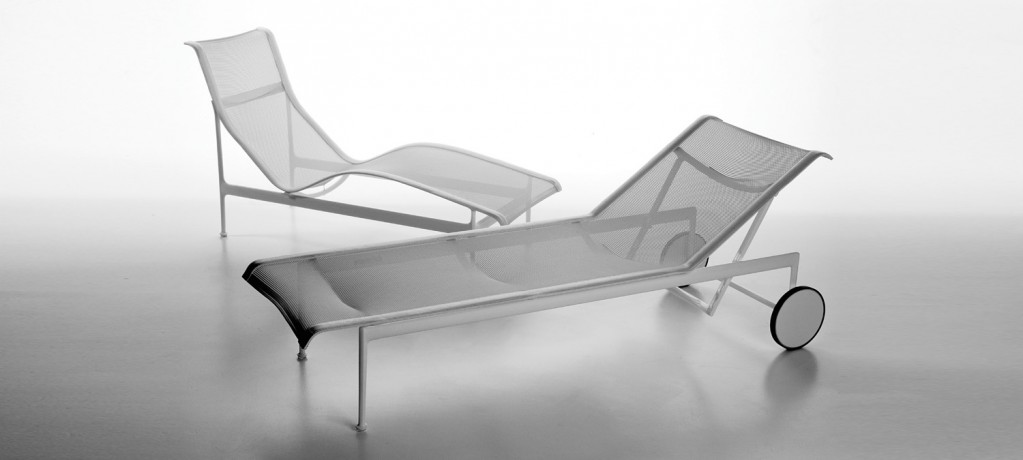 1966 chaise longue - Richard Schultz - 1966 - Knoll - LVC Design