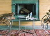 MR Table - Mies Van der Rohe - Barcelona 1930 - Knoll - LVC Design