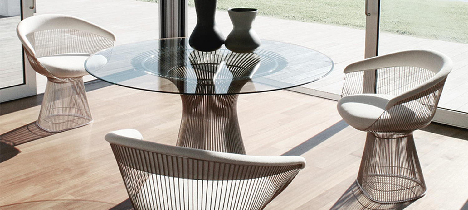 Platner table lvc designlvc design for Table warren platner