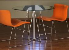 PaperClip Table - Vignelli Design - 1993 - Knoll - LVC Design