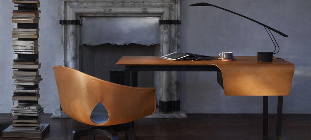 Bureau Fred - Roberto Lazzeroni - 2011 - Poltrona Frau - LVC Design