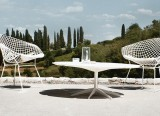 Tables Petal - Richard Schultz - 1960 - Knoll - LVC Design